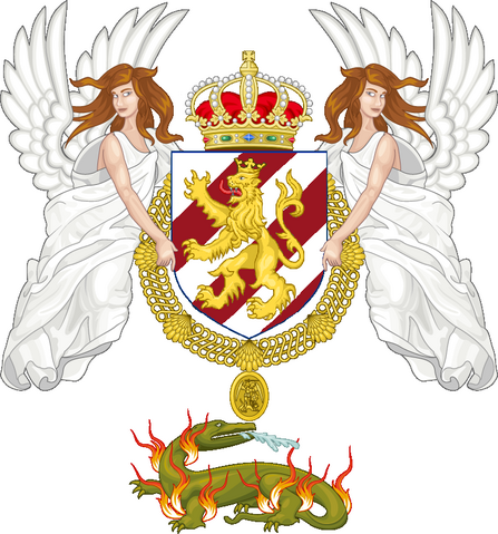 File:Denmark CoA (The Kalmar Union).png