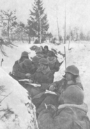 Finnish-Soviet-army