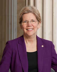 Elizabeth Warren--Official 113th Congressional Portrait--