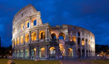 Flavian ampitheater