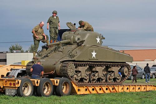 File:M4A4 Sherman Tank.jpg