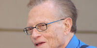 Larry King (Space Race Didn't End)