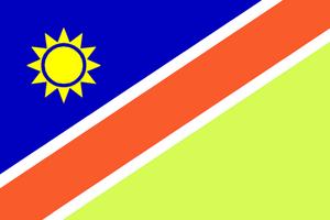 Flag Namibia (VegWorld)