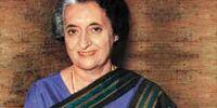 Indira Gandhi (The Found Order)