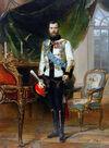 Tsar Nikolai II (2)