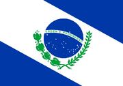 Flag of Brazil (World of the Rising Sun)