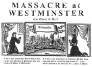 Massacre at Westminster