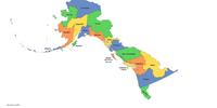 Governorates of Alaska (Russian America)