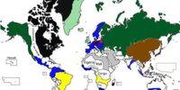 List of Nations (Napoleon's Australian Victory)