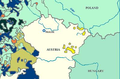 Liechtenstein Map