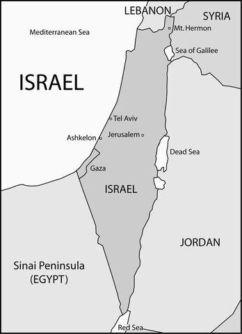 File:Map of Israel.jpg