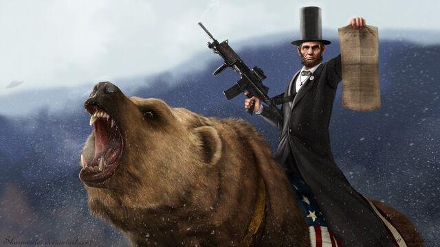 File:Lincoln bear shit.jpg