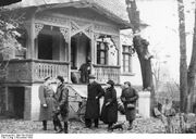 Resettled Baltic Germans