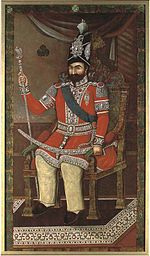 Mohammad as Shah