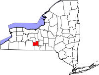 200px-Map of New York highlighting Schuyler County svg