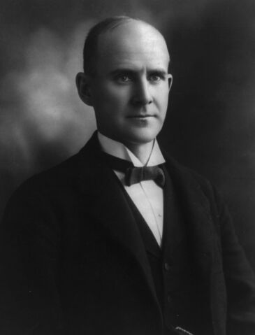 File:Eugene V. Debs, bw photo portrait, 1897.jpg