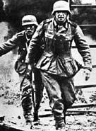 Soviet german war troops