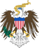 Coat of Arms of the United States (King of America)