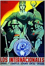 International Brigades poster3