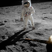Aldrin Apollo 11 original