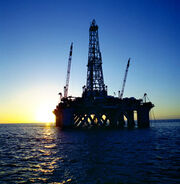 Off-shore-drilling-oil-rig