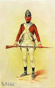 Canadian Revolutionary Soldier