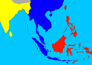 Srivijaya Partition Sinica