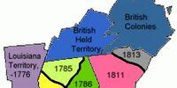 Florida Territory (1811- US Revolution)