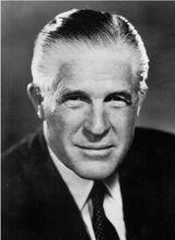 George W. Romney official portrait