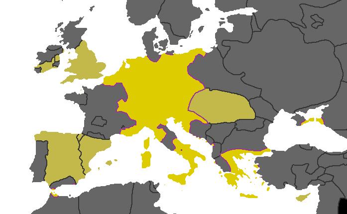 Holy Roman Empire Principia