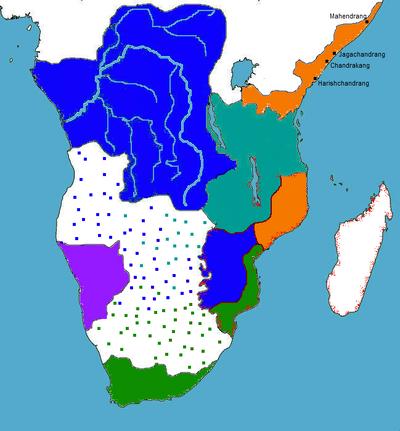Post satavahana Africa