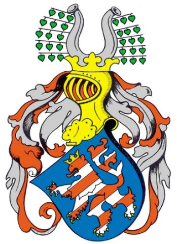 File:Vollwappen Wettiner Landgraf Albrecht 1265.png