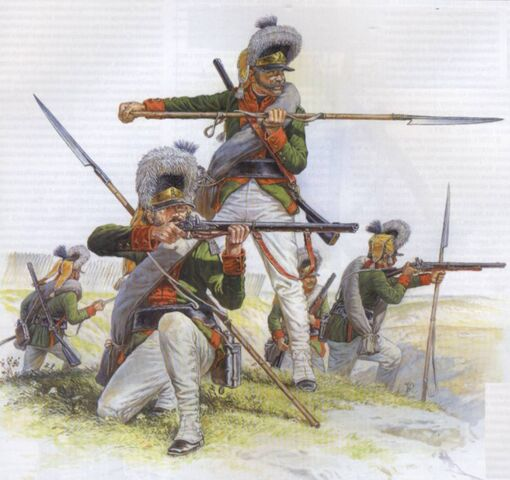 File:Welsh soldiers in action in the Napoleonic Wars.jpg