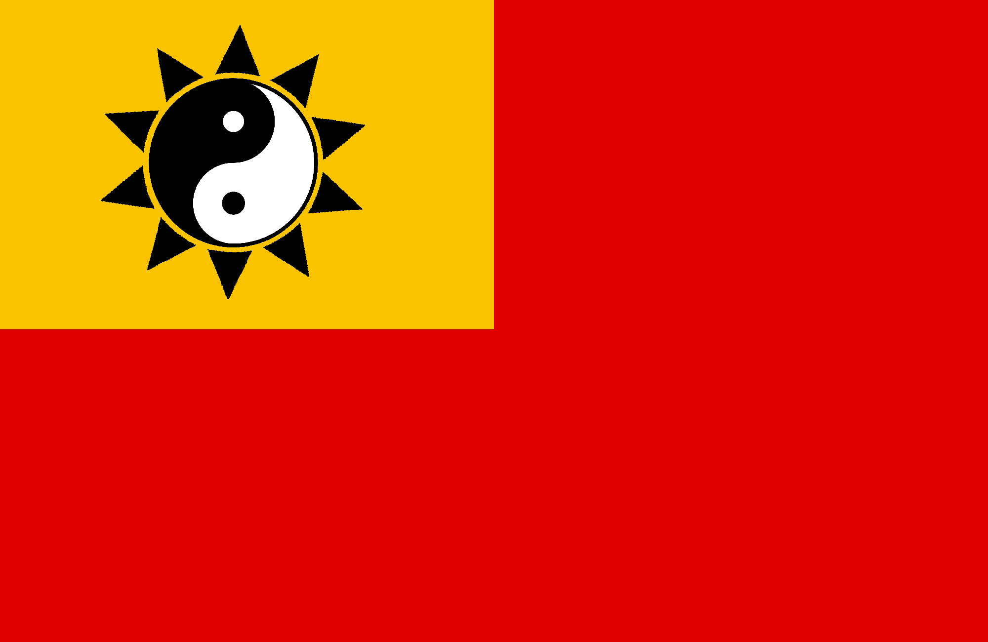 image china flag of the empire of china png alternative