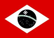 Brazil Nazi Flag