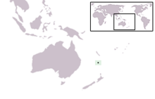 LocationNorfolkIsland