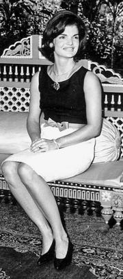 Jacqueline Kennedy (JBK Presidency)