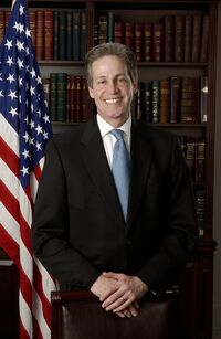 Norm Coleman official portrait