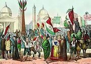 Proclamation of Italy (Nat. 1848)
