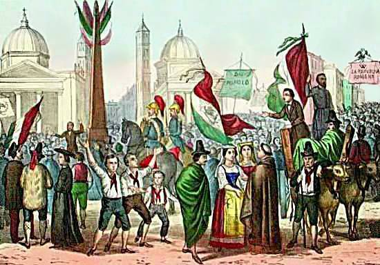 File:Proclamation of Italy (Nat. 1848).jpg