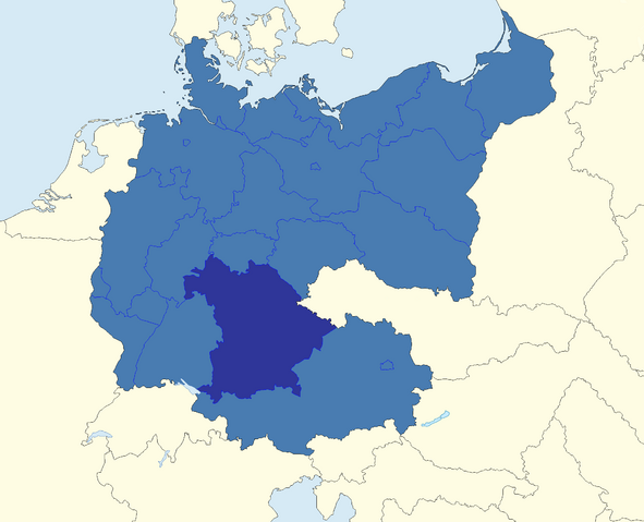 File:Map of Bavaria 1945-1991.png