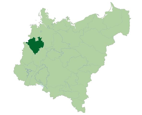 File:Deutschland Lage von Westphalia.png