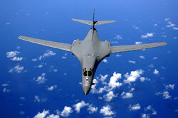 800px-B-1B over the pacific ocean