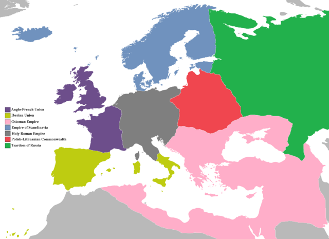 File:European Unions 17th century.png