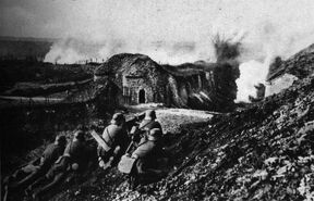 Attack on Fort Vaux Verdun