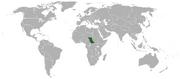 CV German Equatorial Africa (1945-1991)