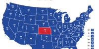 United States presidential election, 1984 (Pearson Wins)