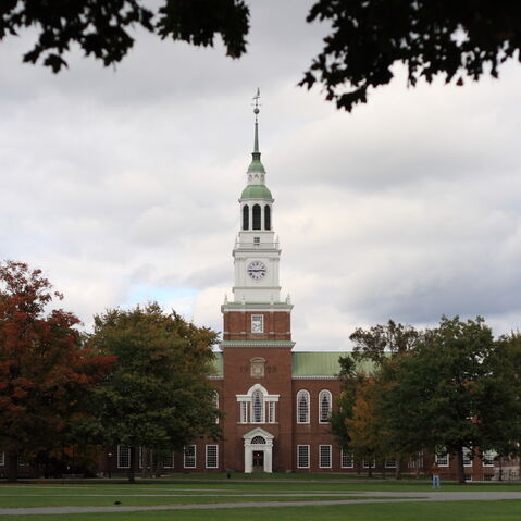 File:Baker Memorial Library at Dartmouth College, October 14, 2007.jpg