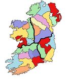 Eire dioceses