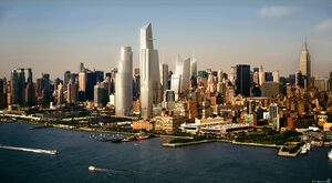 Hudson Yards Development